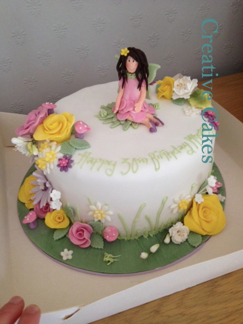Just Get In Touch And We Can Create A Unique Special Birthday Cake For The Girl