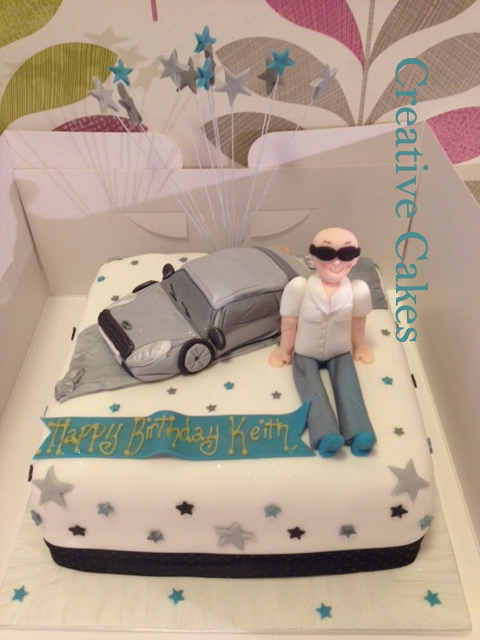 Just Get In Touch And We Can Create A Unique Special Birthday Cake For The Boy